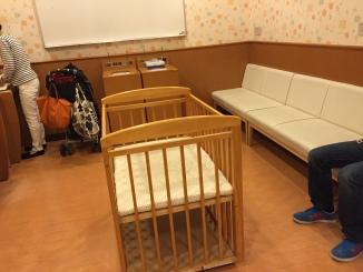 ららぽーと東京BAY〜GU横のベビー休憩室〜