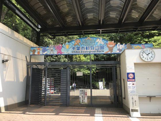 千葉市動物公園〜中央広場の授乳室〜