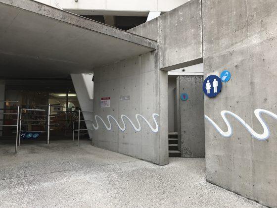 鴨川シーワルド〜メインゲート横の授乳室〜